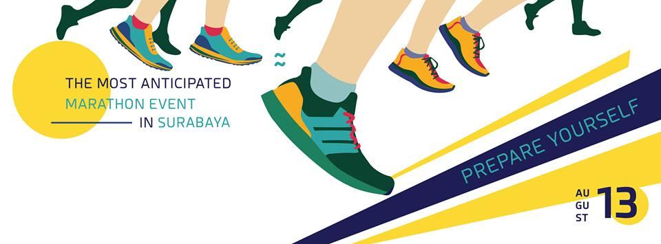 Surabaya Half Marathon • 2017