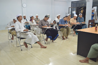 Aksi Solidaritas Santri Dalwa untuk Rohingya