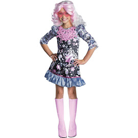 Monster High Rubie's Viperine Gorgon Outfit Child Costume