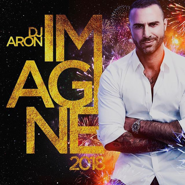 DJ Aron Abikzer - IMAGINE 2018 (New Year's Set Remixed)