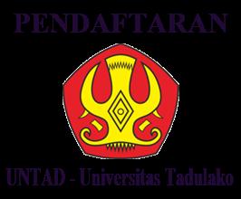 Pendaftaran UNTAD (Universiatas Tadulako)