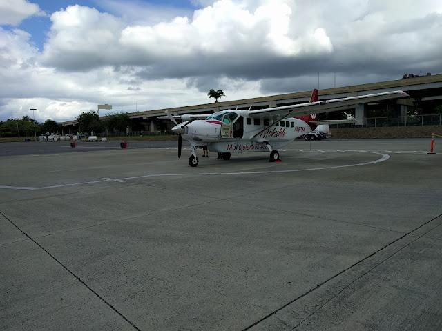 Mokulele самолет