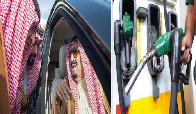 هذا ما فعله الملك سلمان مع عامل 'محطة' رفض تعبئة سيارته بالوقود كيف كانت ردة فعل الملك سلمان