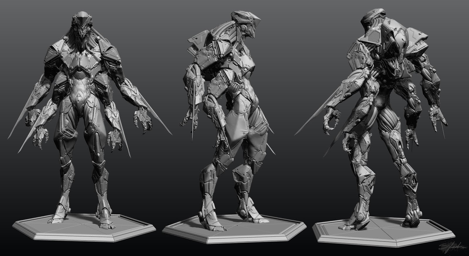Class Notes - ZBrush In Production: February 2016