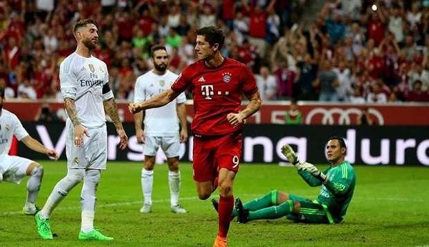 Bayern München vs Real Madrid