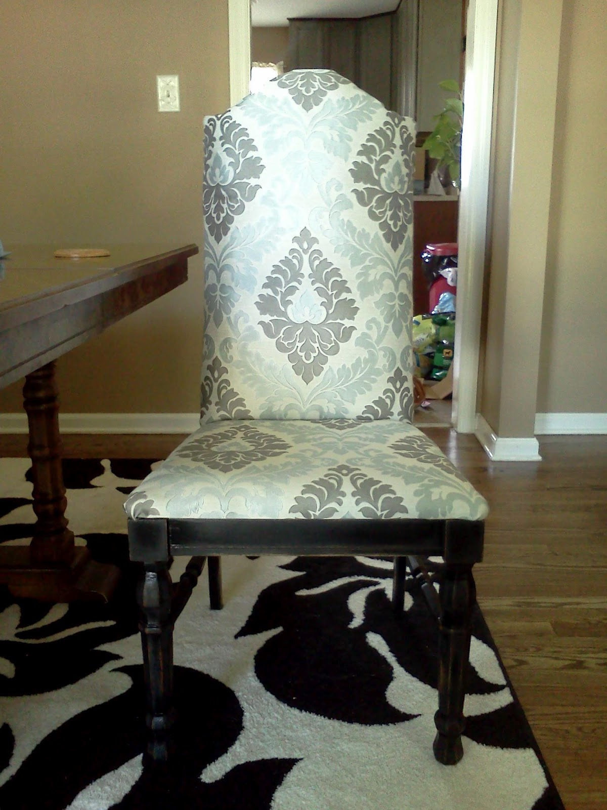 How To Cane A Chair Ikea Karlstad Proverbs 31 Mom Turn Backed Into
