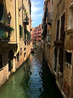 venedik, gezi, tur, kanal, su şehri, yurt dışı, gondol