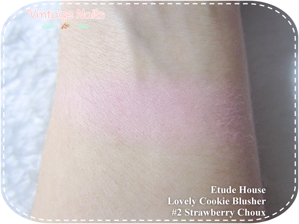cosmetica coreana, korean cosmetics, etude house, lovely cookie blusher