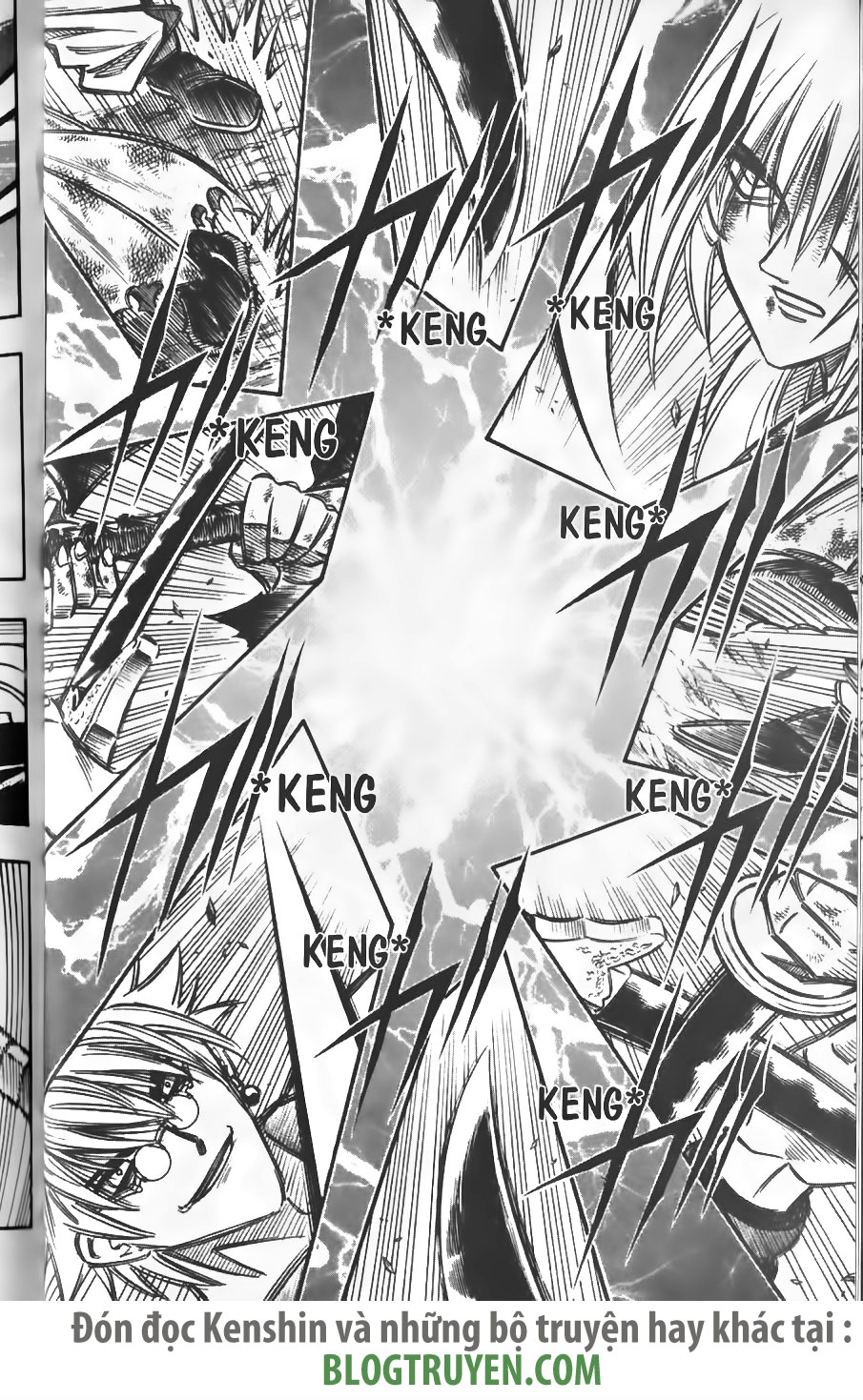 Rurouni Kenshin chap 203 trang 10