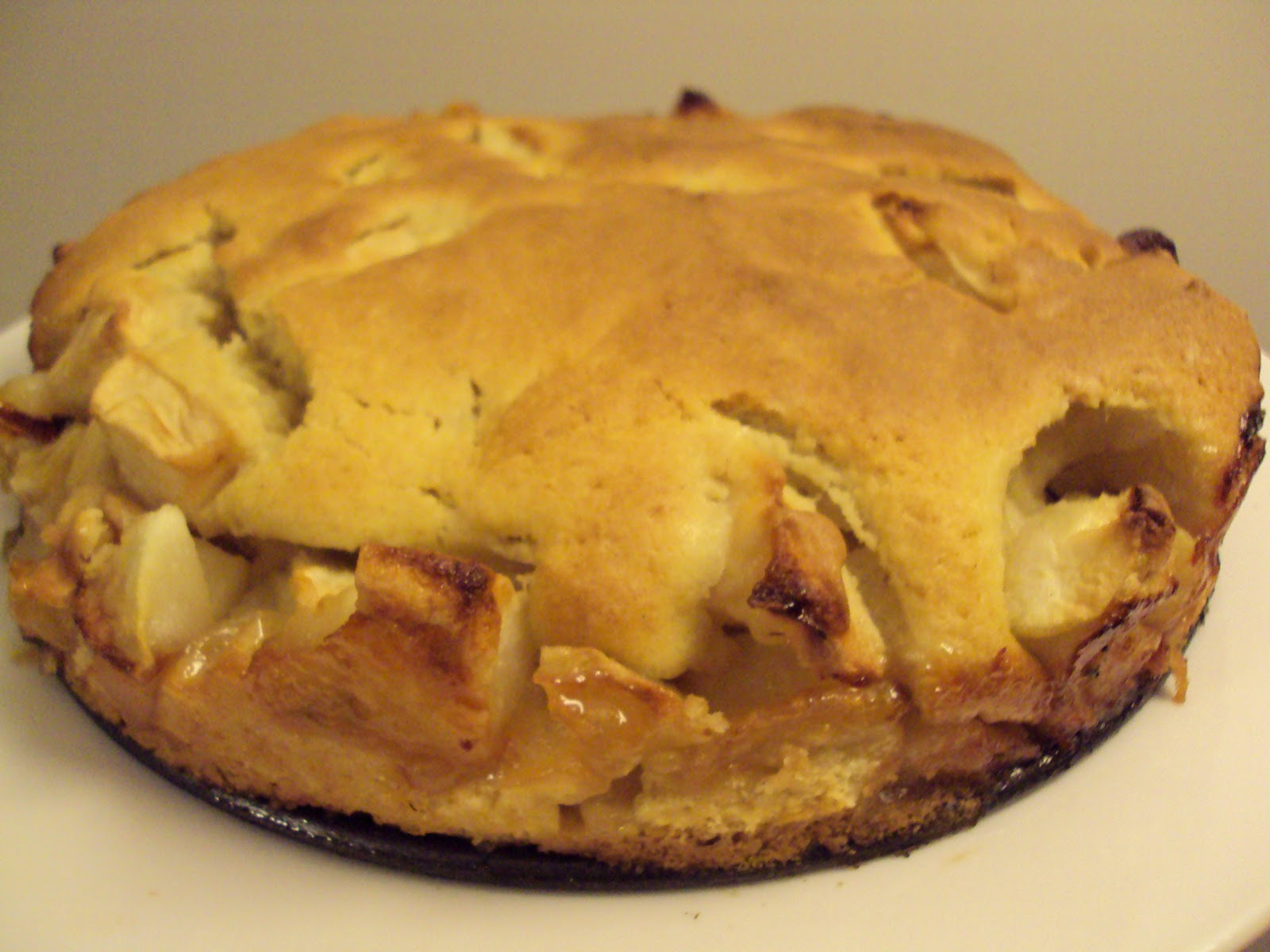 rachel allen swedish apple cake