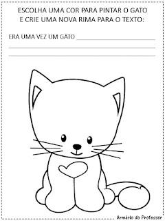 Sequencia Didatica Gato Xadrez Armario Do Professor