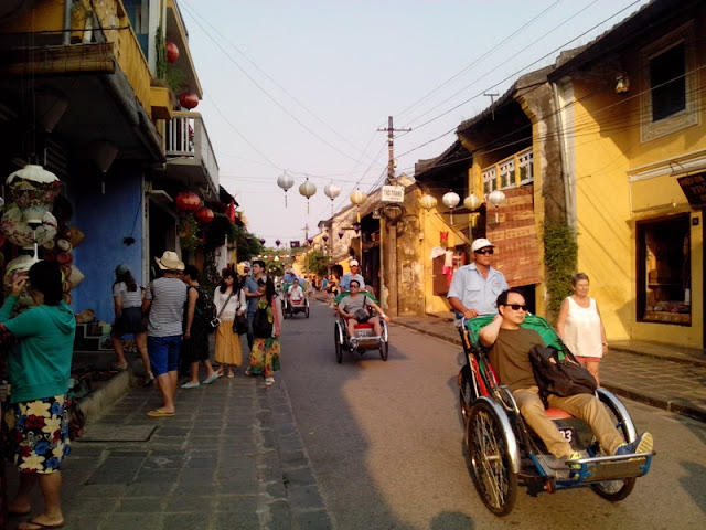 Hoi An ancient town to expand walking area for tourists