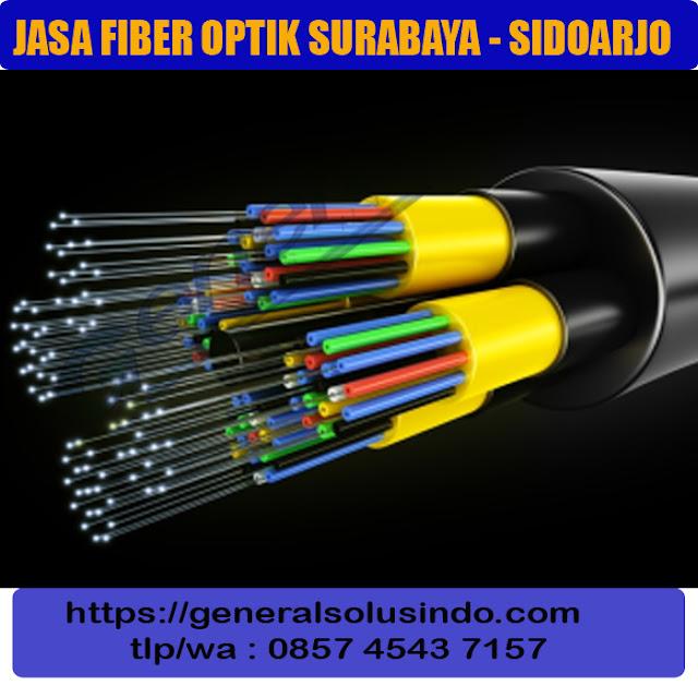 jasa instalasi fiber optik sidoarjo