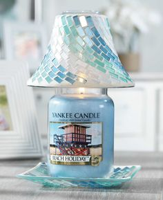 avis Beach Holiday de Yankee Candle, blog bougie, blog parfum, blog beauté