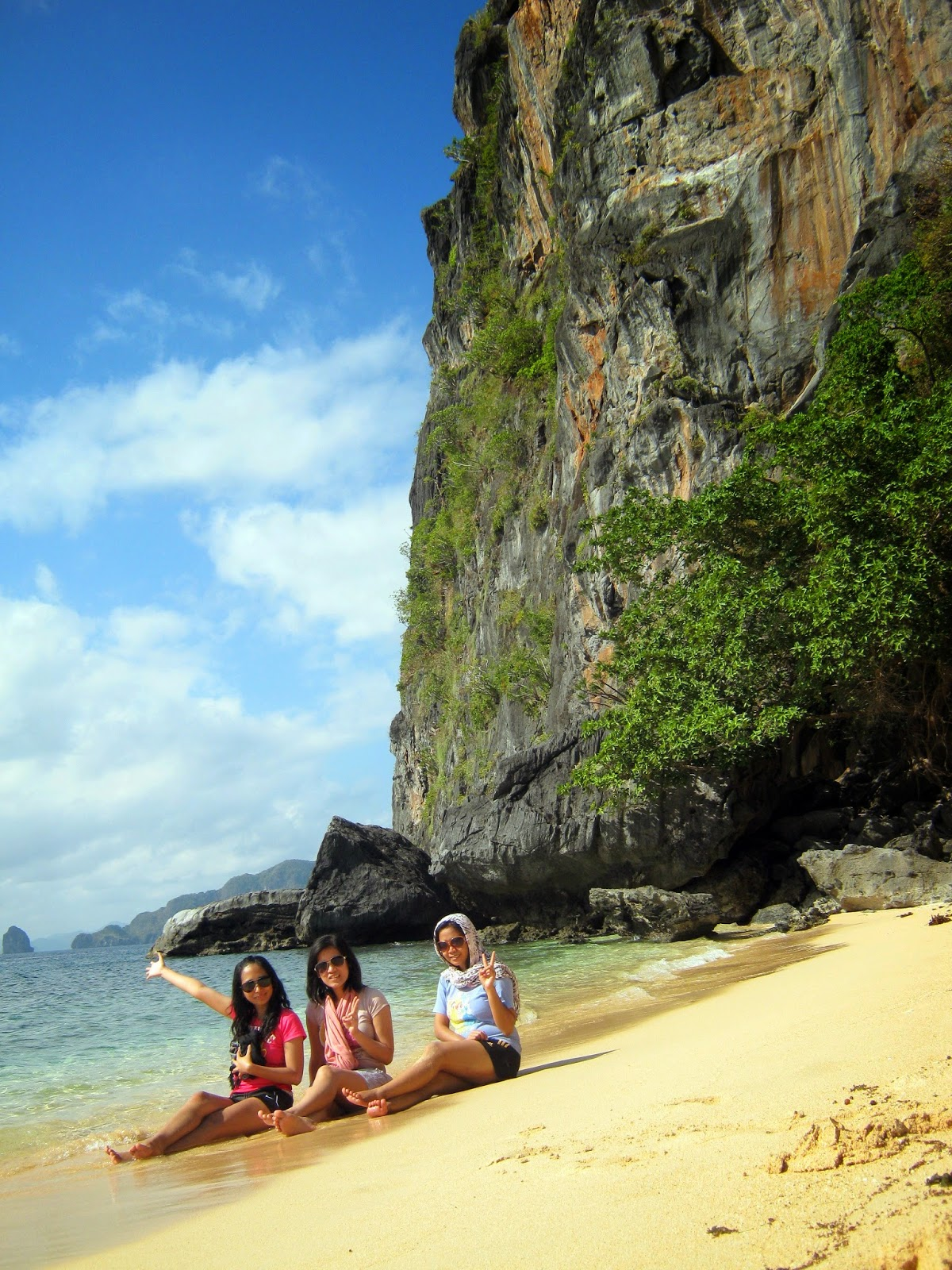 El Nido Island Hopping Tour A and C