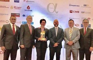 KSEI Terima Penghargaan Kustodian Terbaik di Asia Tenggara