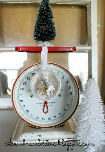 ornament and scale vignette