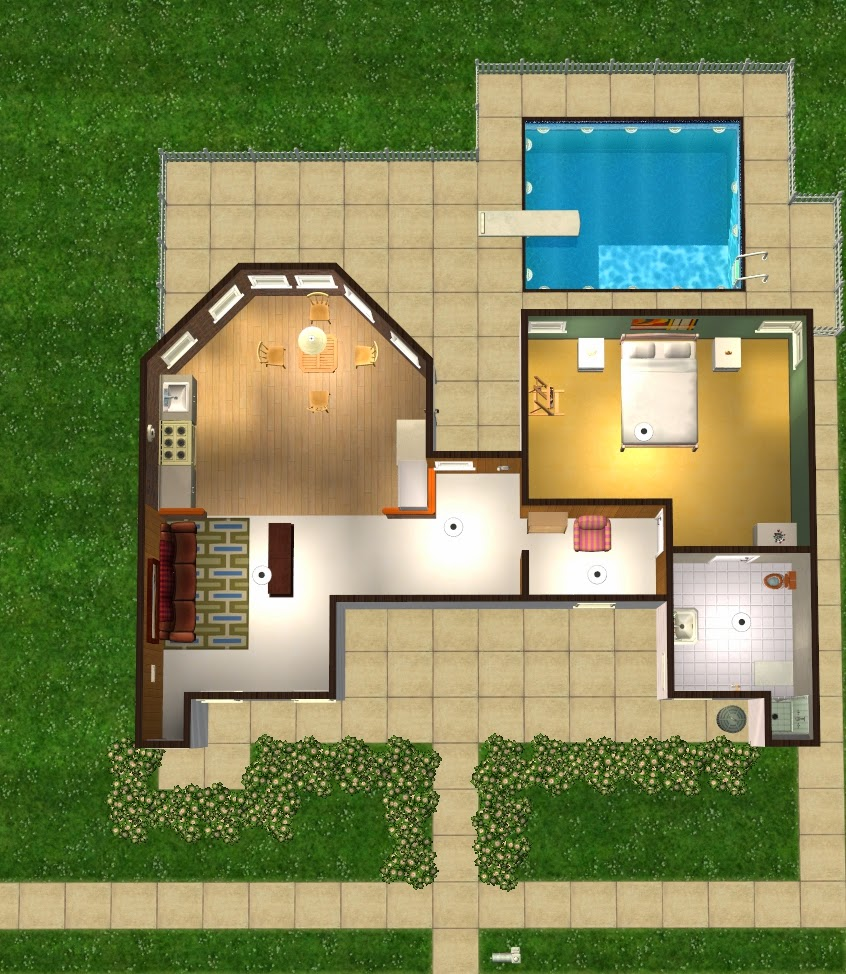 TheNinthWaveSims: The Sims 2