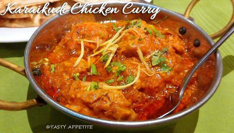 Karaikudi Kozhi Kuzhambu Spicy Chicken Masala Chicken Gravy Recipes