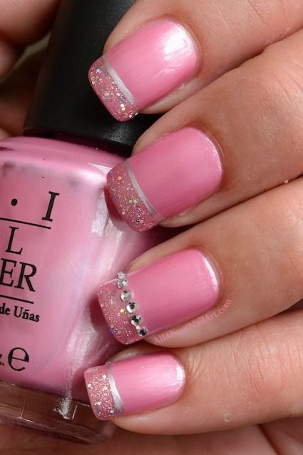 11 Nail Art Design Ideas For Your Wedding Bling Sparkle