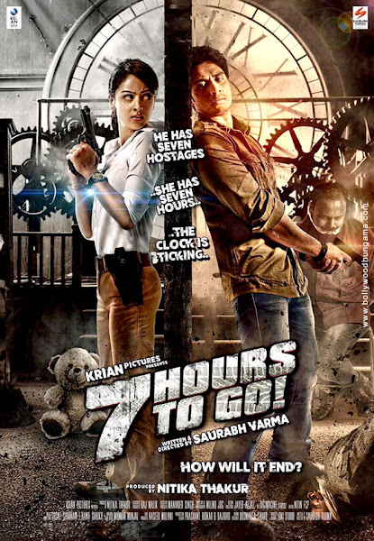 7 Hours To Go (2016) Hindi Movie PDVDRip Download HD