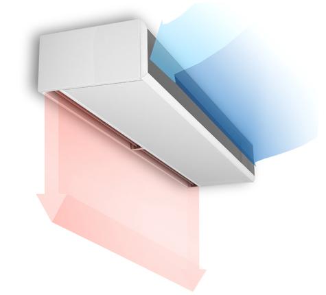 Consigli pratici: Sistema a barriera d'aria