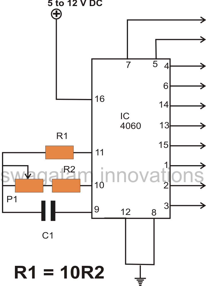 Automatic Transfer Switch (ATS) Circuit | Circuit Diagram