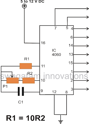 How to Understand IC 4060 Pin Outs Explained in Simple