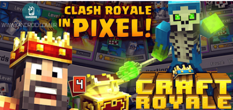 Craft Royale – Clash of Pixels v3.48 Mod Apk (Free Store Money)