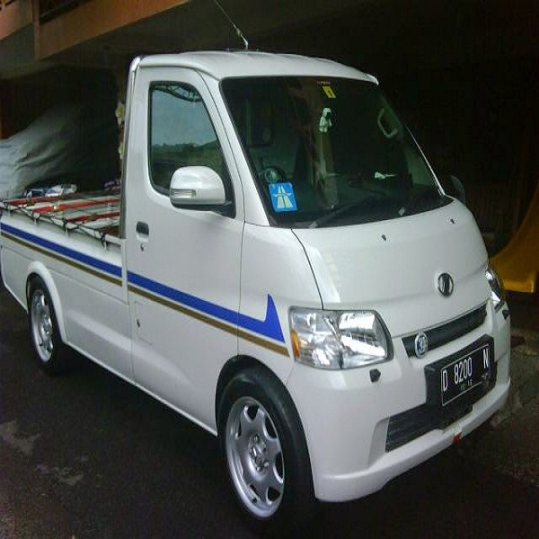 Foto modifikasi mobil pick up ceper l300 t120ss suzuki ...