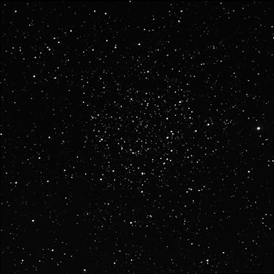 RASC Finest open cluster NGC 7789 luminance