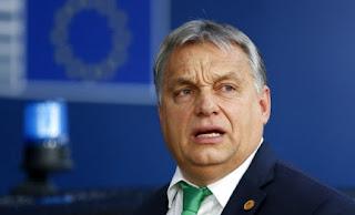 V. Orban: Η συνθήκη Σένγκεν πνέει τα λοίσθια