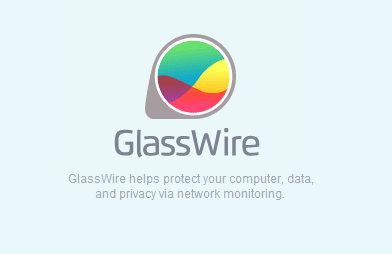برنامج GlassWire
