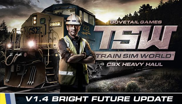 TRAIN SIM WORLD CSX HEAVY HAUL V1.4 Repack Free Download