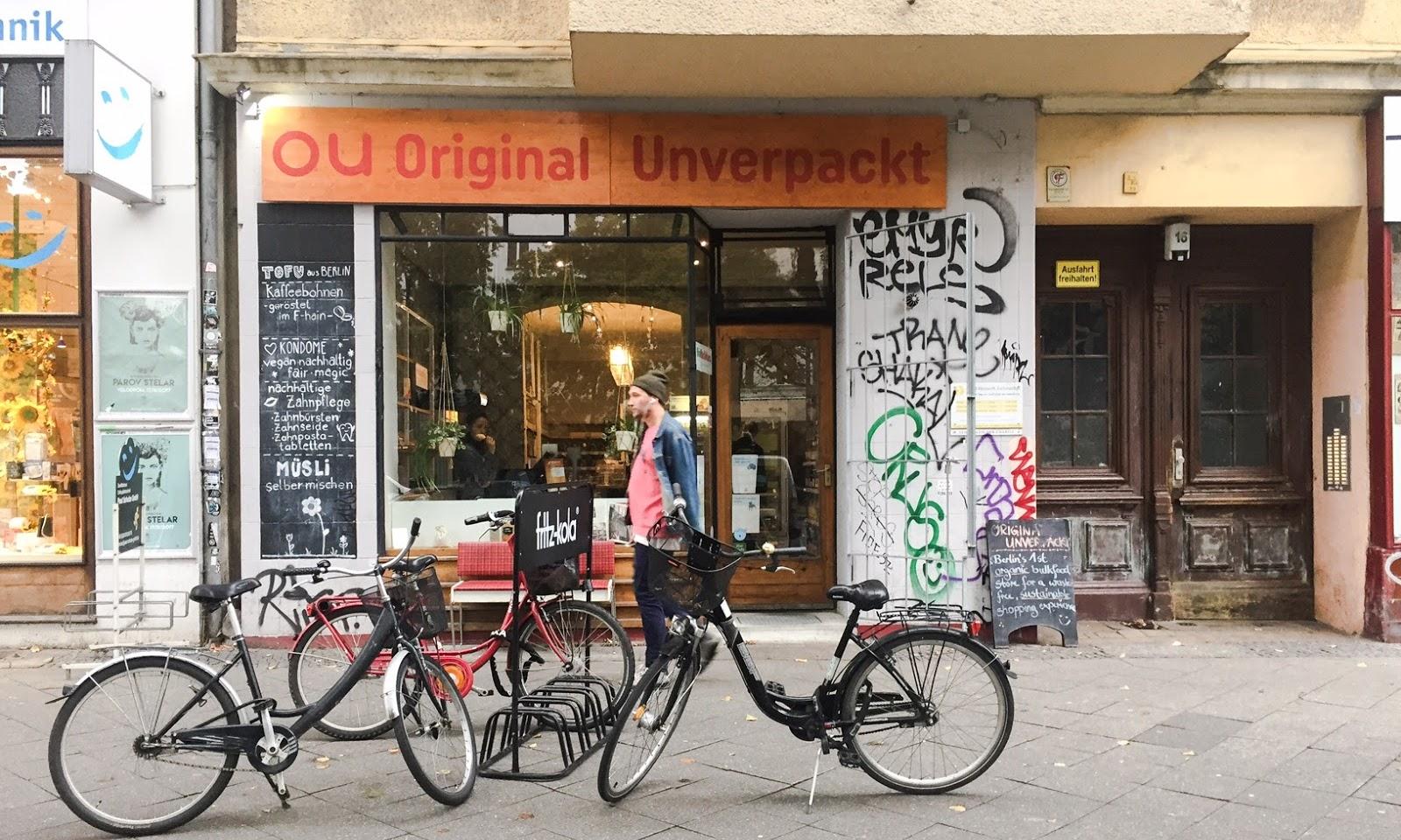 ŻYCIE BEZ ŚMIECI // ZERO WASTE W BERLINIE
