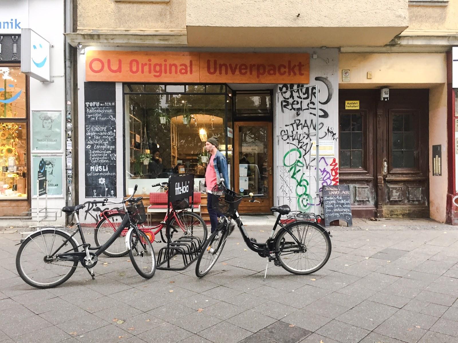 Życie bez śmieci // 'Zero waste' w Berlinie