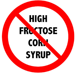 Say NO to pre-packaged processed high fructose corn syrup foods. Eat natural / organic foods instead