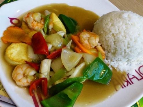 Resep Sapo Tahu Seafood Solaria