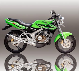 Harga Motor Kawasaki Ninja 150 ss