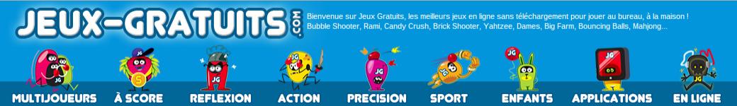 Jeux multijoueurs, d'action de reflexions gratuits