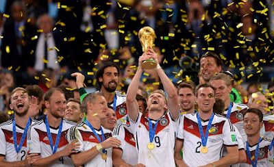 Daftar Negar Yang Menjadi Juara Piala Dunia Sepanjang Sejarah