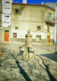 Fuente en La Corredera  (El Espinar)