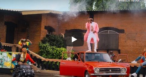 [SB-VIDEO] Mayorkun – 'Geng'