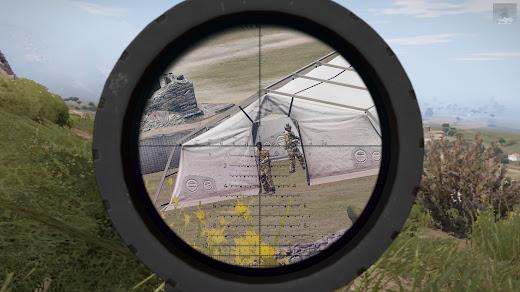 Arma3用ドイツ連邦軍MODでG29狙撃銃