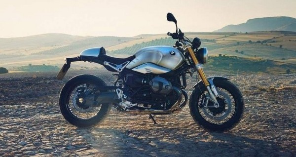 BMW R NINET Standerd Sporty Model 2016 in the UK