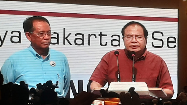 Rizal Ramli: Kecurangan Pemilu Kubu Jokowi Sudah Ada Sejak 2014