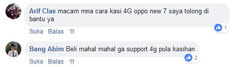 Oppo Neo 7 Tidak Bisa 4G?