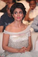 Shriya Saran in Stunning White Off Shoulder Gown at Nakshatram music launch ~  Exclusive (95).JPG