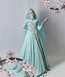Gaun Kebaya Muslimah