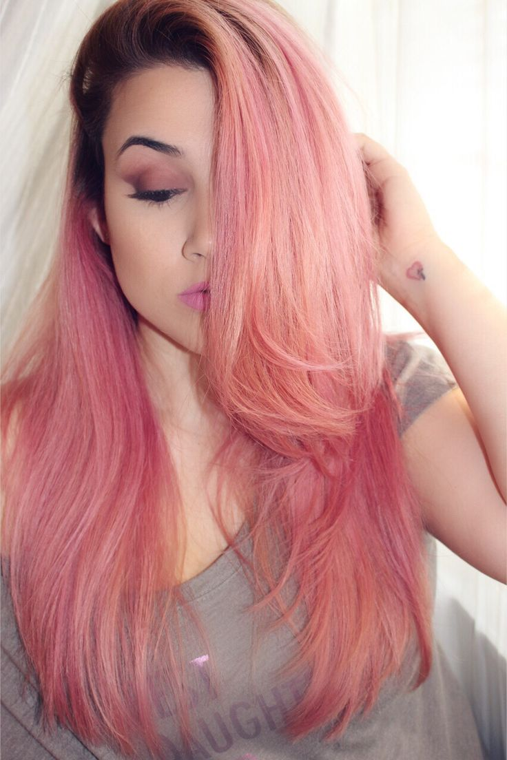 Pink rose hairstyles! Images and Video Tutorials! - The ...